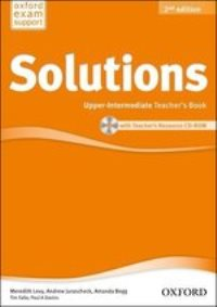 Solutions 2ED Upper-intermediate Teacher's Book