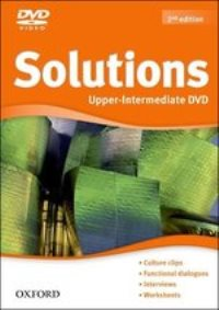 Solutions 2ED Upper-intermediate DVD
