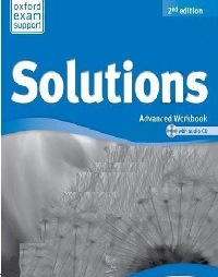 Solutions 2ED Advanced Workbook and Audio CD Pack