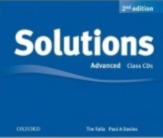 Solutions 2ED Advanced Class Audio CDs