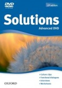 Solutions 2ED Advanced DVD