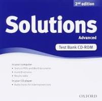 Solutions 2ED Advanced Test Bank CD-ROM
