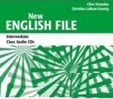 New English File Intermediate Class Audio CDs