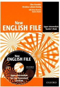 New English File Upper-intermediate Teacher's Book