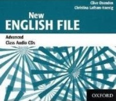 New English File Advanced Class Audio CDs