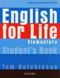 English For Life Elementary Student's Book + MULTIROM