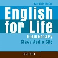 English For Life Elementary Class Audio CDs