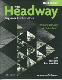 New Headway 3ED Beginner Teacher's Book