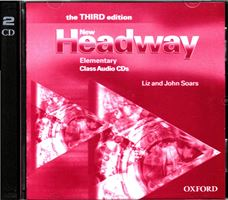 New Headway 3ED Elementary Class Audio CDs