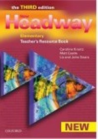 New Headway 3ED Elementary Teacher's Resource Book