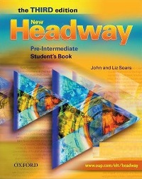 New Headway 3ED Pre-intermediate Student's Book