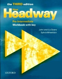 New Headway 3ED Pre-intermediate Workbook