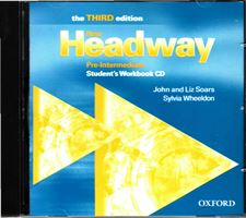 New Headway 3ED Pre-intermediate Student's CD