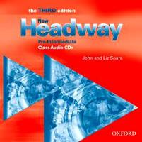 New Headway 3ED Pre-intermediate Class Audio CDs