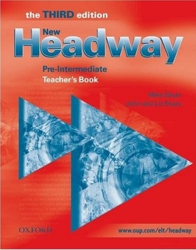 New Headway 3ED Pre-intermediate Teacher's Book
