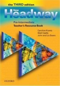 New Headway 3ED Pre-intermediate Teacher's Resource Book