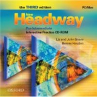 New Headway 3ED Pre-intermediate Interactive Practice CD-ROM