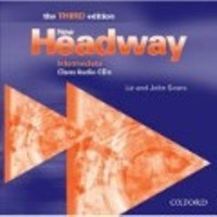 New Headway 3ED Intermediate Class Audio CDs