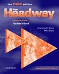New Headway 3ED Intermediate Teacher's Book