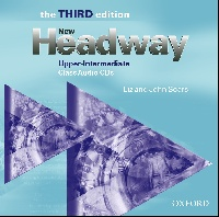 New Headway 3ED Upper-intermediate Class Audio CDs