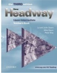 New Headway 3ED Upper-intermediate Teacher's Book