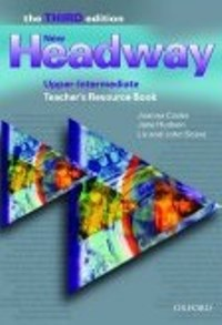 New Headway 3ED Upper-intermediate Teacher's Resource Book