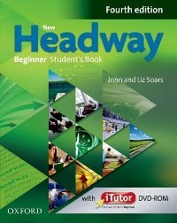 New Headway 4ED Beginner Student's Book + iTutor DVD-R PACK