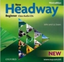 New Headway 4ED Beginner Class Audio CDs