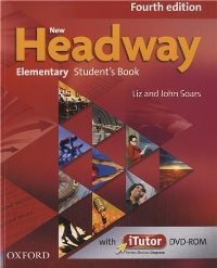 New Headway 4ED Elementary Student's Book + iTutor DVD-R PACK