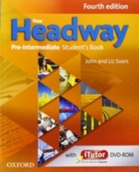 New Headway 4ED Pre-intermediate Student's Book + iTutor DVD-R PACK