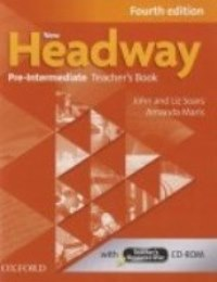 New Headway 4ED Pre-intermediate Teacher's Book