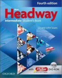 New Headway 4ED Intermediate Student's Book + iTutor DVD-R PACK