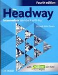 New Headway 4ED Intermediate Workbook + ICHECKER PACK