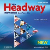 New Headway 4ED Intermediate Class Audio CDs