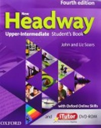 New Headway 4ED Upper-intermediate Student's Book + iTutor DVD-R PACK