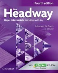 New Headway 4ED Upper-intermediate Workbook + ICHECKER PACK