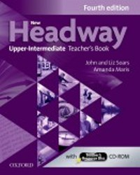New Headway 4ED Upper-intermediate Teacher's Book