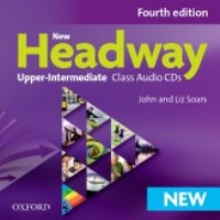 New Headway 4ED Upper-intermediate Class Audio CDs