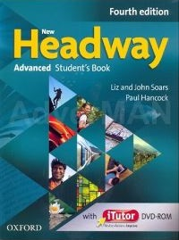 New Headway 4ED Advanced Student's Book + iTutor DVD-R PACK