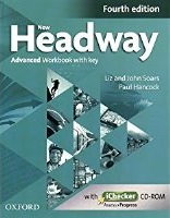 New Headway 4ED Advanced Workbook + ICHECKER PACK