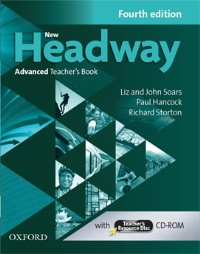 New Headway 4ED Advanced Teacher's Book