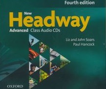 New Headway 4ED Advanced Class Audio CDs