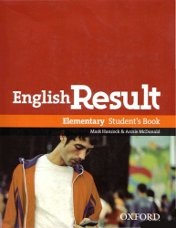 English Result Elementary Student's Book + DVD