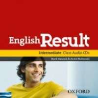 English Result Intermediate Class Audio CDs
