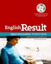 English Result Upper-intermediate Student's Book + DVD