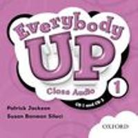 Everybody Up 1 Class Audio CD