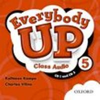 Everybody Up 5 Class Audio CD
