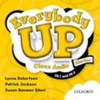 Everybody Up STARTER Class Audio CD