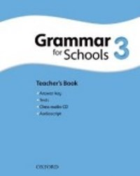Oxford Grammar for Schools 3 Teacher's Book