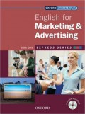 English for MARKETING&ADVERTISING